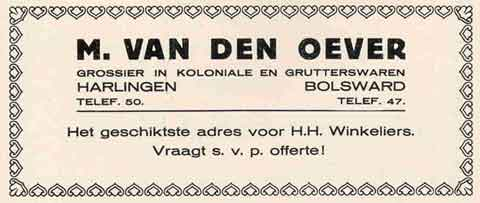 Advertentie Noorderhaven 60, Harlingen