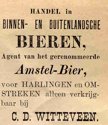 Advertentie Schritsen 53, Harlingen