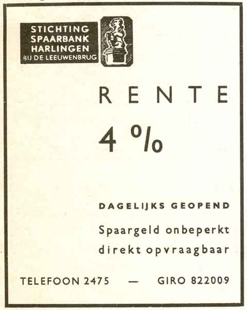 Advertentie Noorderhaven 114, Harlingen