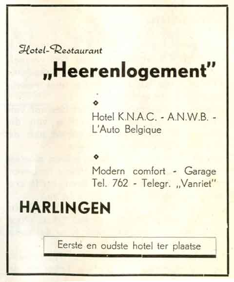 Advertentie Franekereind 23, Harlingen