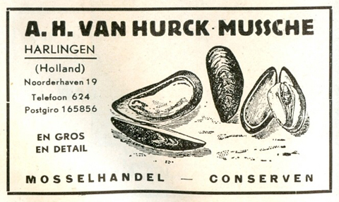 Advertentie Noorderhaven 19, Harlingen