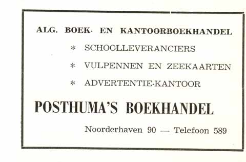 Advertentie Noorderhaven 90, Harlingen