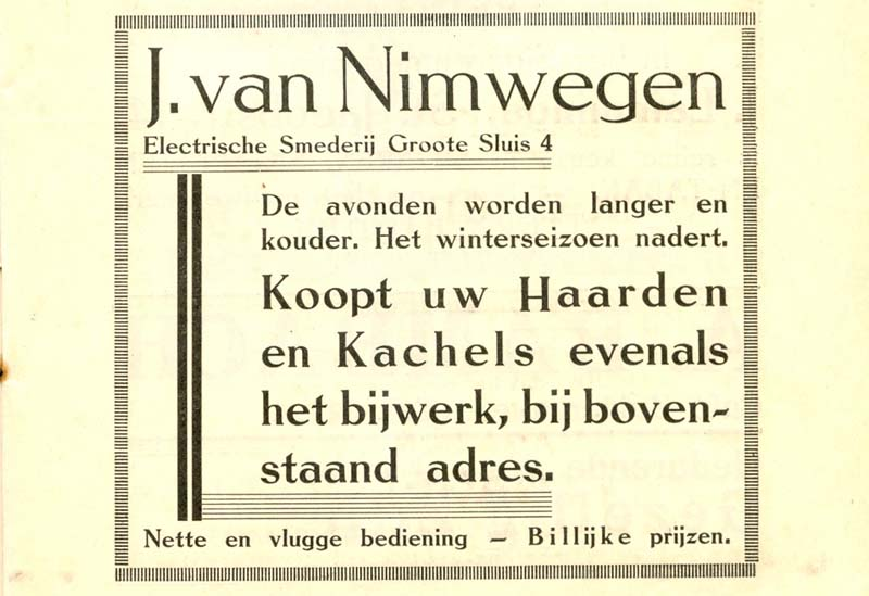 Advertentie Rommelhaven 4, Harlingen