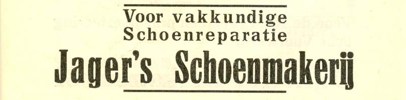 Advertentie Zoutsloot 69, Harlingen