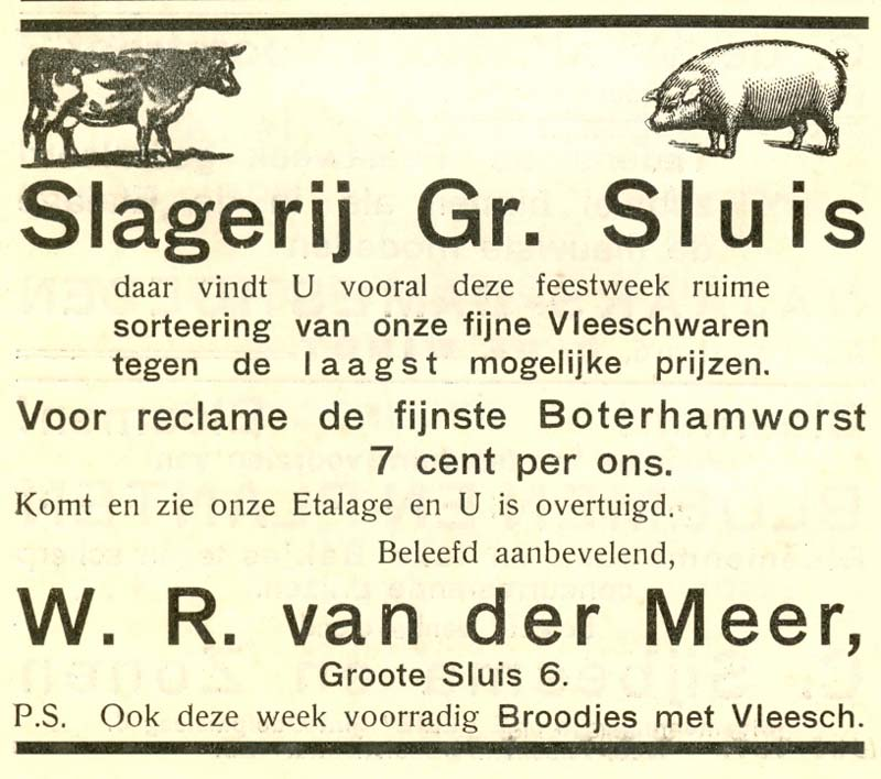 Advertentie Rommelhaven 6, Harlingen