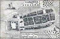 HARLINGA In Frisia ad fauces australis maris sita